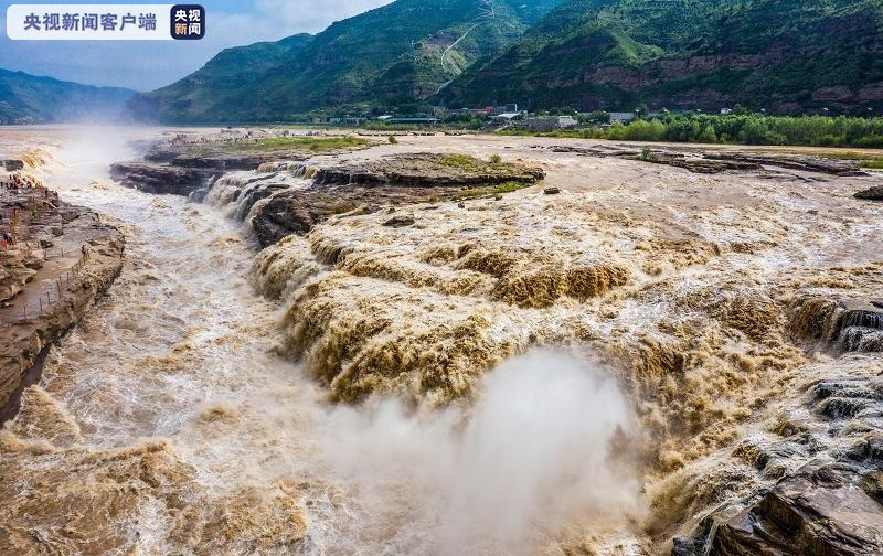 山西黄河壶口瀑布风景名胜区明日起暂时关闭